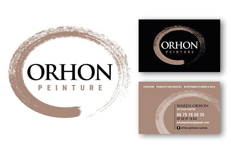 logo orhon peinture