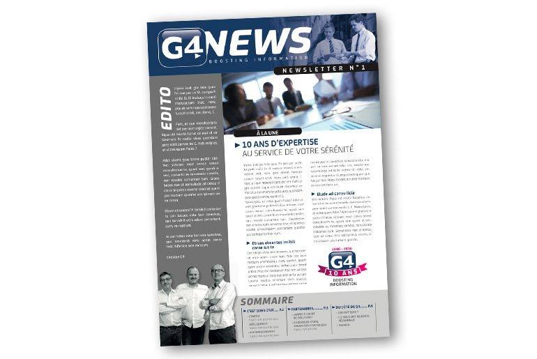 newsletter G4 News nantes