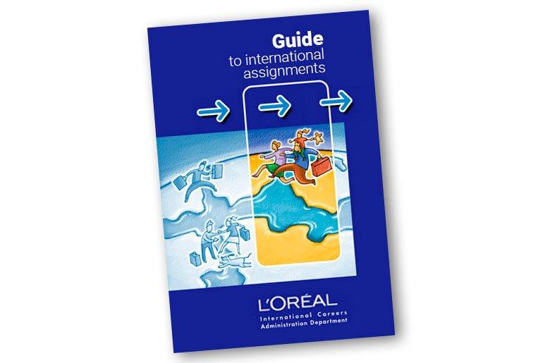 plaquette commerciale L'Oréal Careers