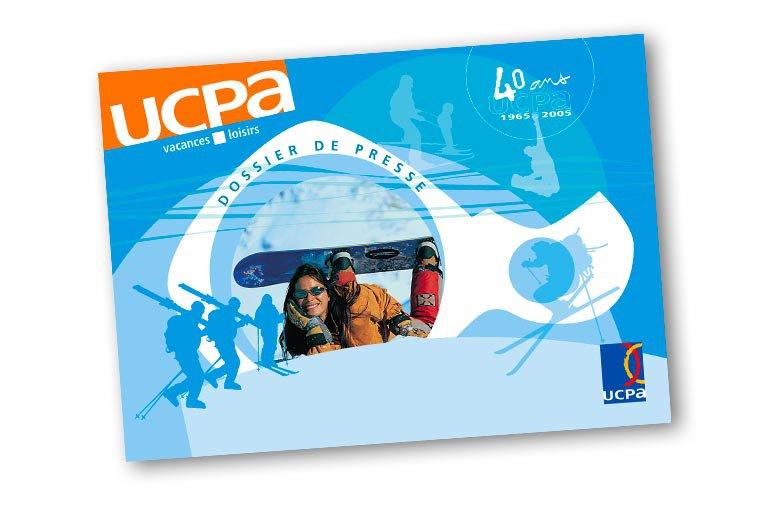 plaquette commerciale dossier de presse UCPA
