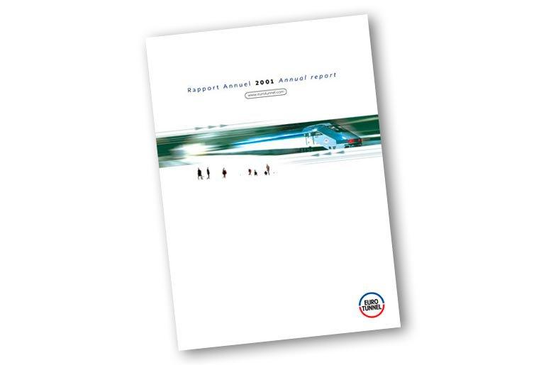 rapport d'activité Euro Tunnel