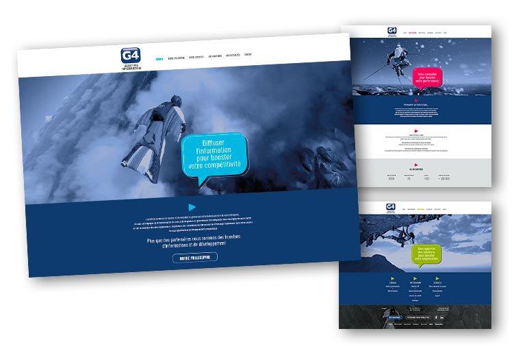 site internet G4 Boosting Information