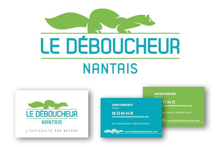 Logo Le Déboucheur Nantais
